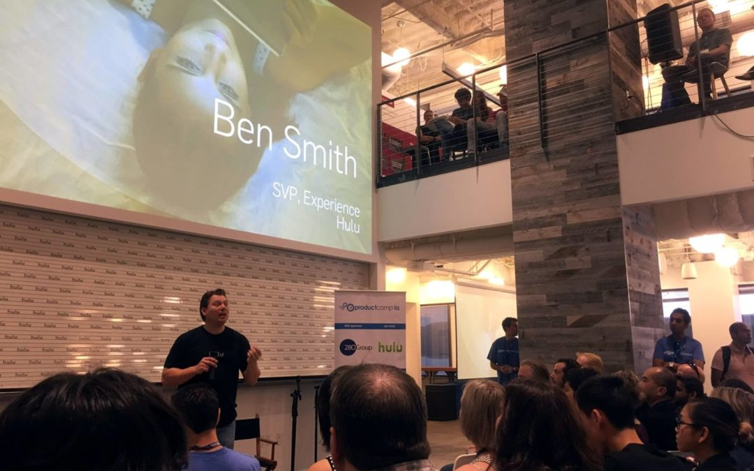 Ben Smith Product Management in LA Compared to Other West Coast Cities